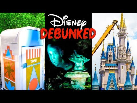 Top 7 Disney Myths & Secrets Debunked thumbnail
