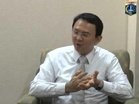 23 Apr 2014 Wagub Basuki T. Purnama Menerima Pengurus GMKI