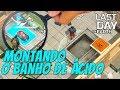 MONTANDO O BANHO ÁCIDO VEJA! - Last day on earth