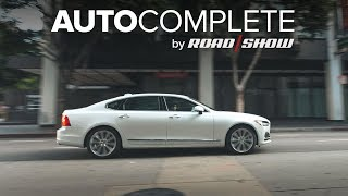 AutoComplete: Your Volvo XC60 or S90 may be a few bolts shy of a full seat