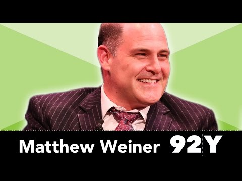 Mad Men's Final Season: Matthew Weiner Tells All