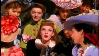Watch Judy Garland Trolley Song video