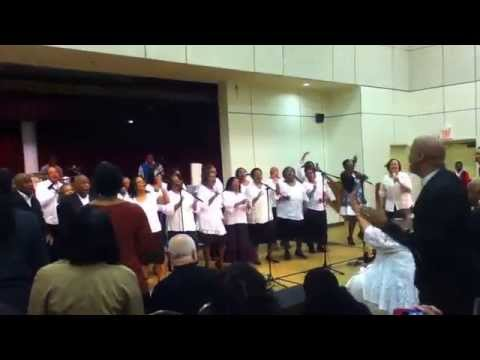 The Love & Faith Christian Fellowship Mass Choir (Live) - Come On Praise The Lord