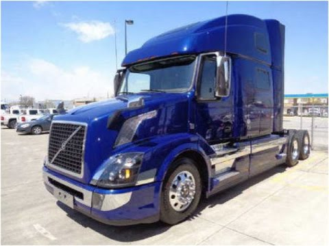 2016 Volvo VNL 780 Review Official !!