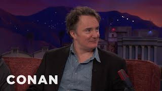 Dylan Moran On The Difference Between U.S. And U.K. Audiences  - CONAN on TBS