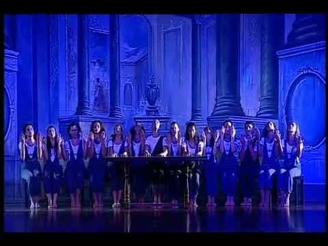 L'ULTIMA CENA - New Ballet - Saggio 2009