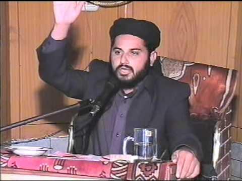 Peer Mohammad Qasim Chand Hafizabadi waqia karbala part 1.MPG