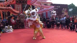 佛山禪港比麟堂200週年紀念-禪港比麟體育會醒獅表演