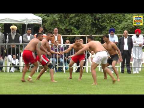 Kabbadi Tournament Duisberg Media_Paunjab_TV Part_2 End