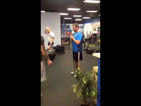 Inside an Emerge Fitness training session