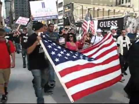911 Truth New York City 2010 Protest Footage-