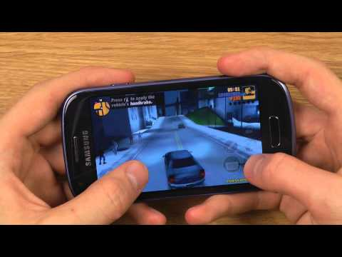 GTA 3 Samsung Galaxy S3 Mini Gameplay Review