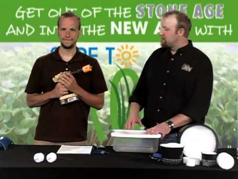 Homemade Hydroponics   How To Make A Deep Water Culture  Dwc  System