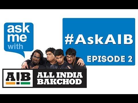 #AskAIB - Episode 2