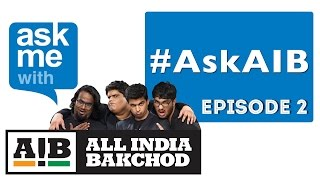 #AskAIB : Episode 2