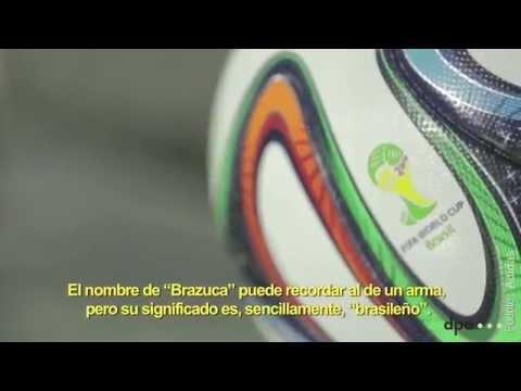 BRAZUCA EN EL MUNDIAL BRASIL 2014