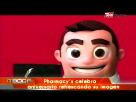Pharmacys celebra aniversario refrescando su imagen