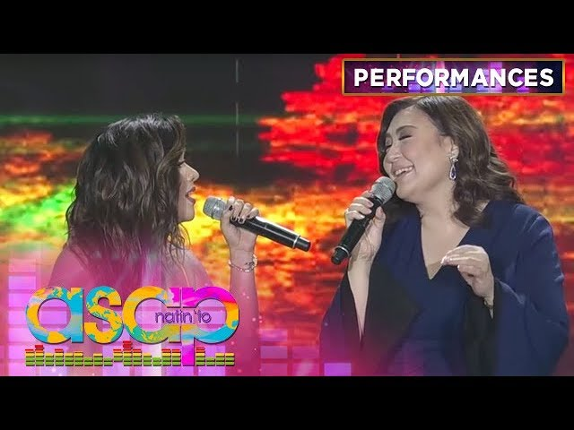 Sharon performs her timeless hits with Angeline  | ASAP Natin 'To