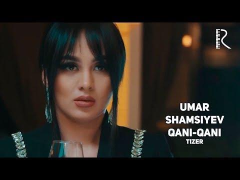 Umar Shamsiyev - Qani-qani (tizer) | Умар Шамсиев - Кани-кани (тизер)