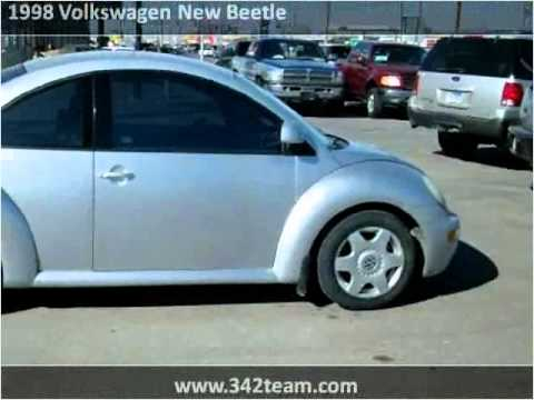 1998 Volkswagen New Beetle Used Cars Rapid City SD