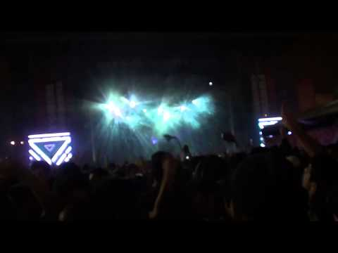 Afrojack - No Beef  payback- Queima Das Fitas Coimbra -hd- 2014 video