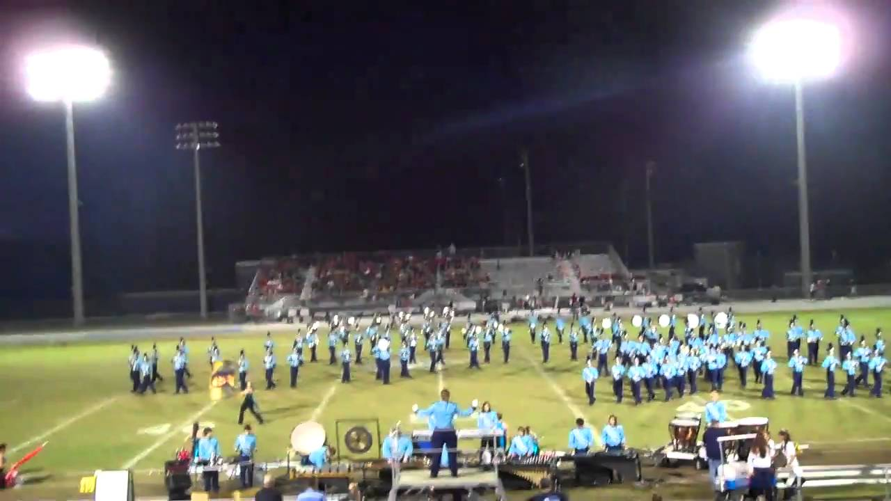 Newsome High School Band Newsome High School Wolfpack