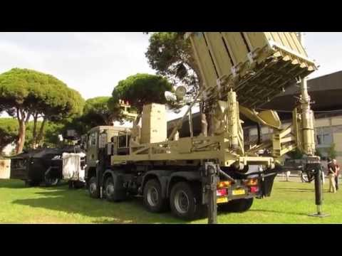 ISRAEL HLS 2014 Homeland Security Review   RAFAEL Iron Dome 2