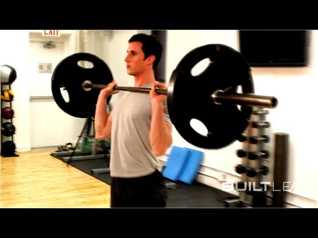 Barbell Complex | Advanced Training Workout