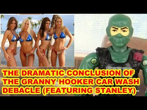 Granny Hooker Car Wash (Part 7 of 7) - Action Figure Therapy
