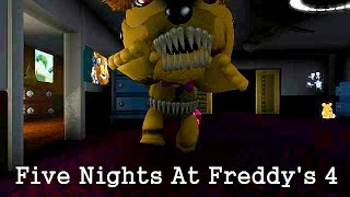 Five Nights At Freddy's 4 Game - LittleBigPlanet 3 LBP3 PS4