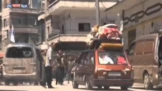 المعارضة تسيطر على حواجز عسكرية بريف حماة