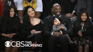 Kobe Bryant cherished time with wife and 4 daughters