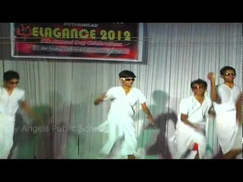 Boys Margam Kali - Comedy Dance By  Rocking Guys video