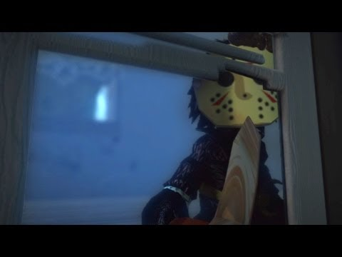 LittleBigPlanet 2 - FRIDAY THE 13TH