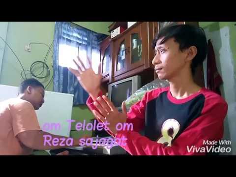Om telolet om Lagu baru 2017  reza sajagat