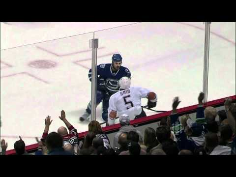 2010-11 NHL Hits of the Year