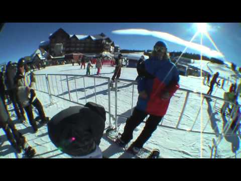 Messing Around At Breck - Tim Humphreys - Blaze & Sage Kotsenburg - Double Cork 1080s & 1260s