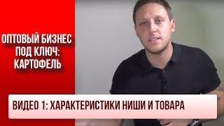 Оптовый бизнес в нише картофель: Характеристики ниши и товара (Урок №1) Артём Бахтин и Вадим Зайцев