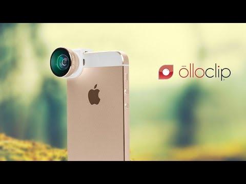 اولو كليب عدسة 4 في 1 لايفون ٥ و٥س (Olloclip 4 in 1 iphone 5/5S)