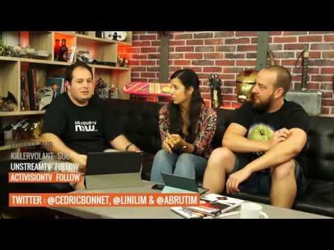 Geek Inc 229 : Bliss & Hoverboard