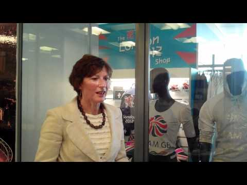 Interview with LOCOG on Inclusion and Diversity.wmv