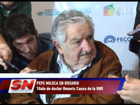 un pepe mujica sabio y reflexivo tuvo un amplio auditorio en rosario