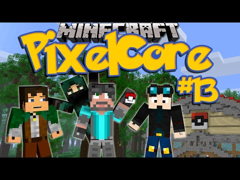 Minecraft: PixelCore SMP Ep. 13 - Reviving Archen Fossil Pokemon!