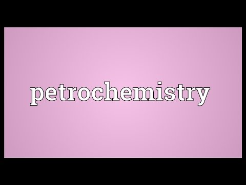 Header of petrochemistry