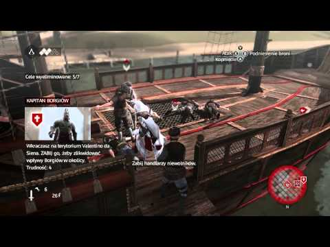 Assassin's Creed: Brotherhood [#5] - Władczyni bordello!