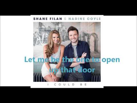 Shane Filan Nadine Coyle I Could Be [lyric video]