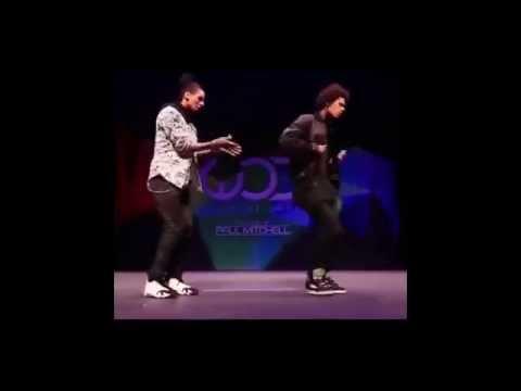 Les Twins | World Of Dance | Frontrow Hawaii | #wodhi 2014 [radis Production] video
