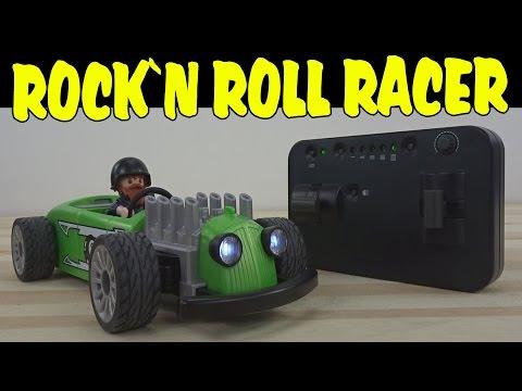 PLAYMOBIL 9091 RC ROCK`N ROLL RACER FERNGESTEUERT