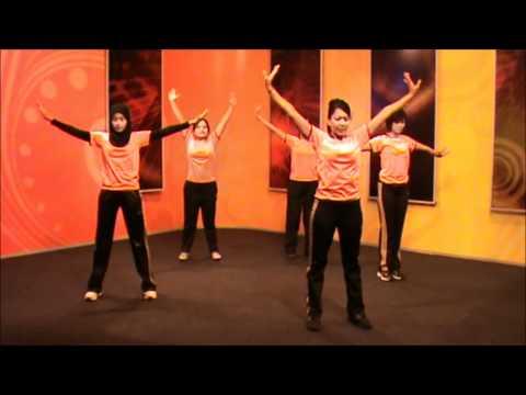 Senam Seni 1 Malaysia (edisi 9 1 2012 jkkn-spm rtm) video