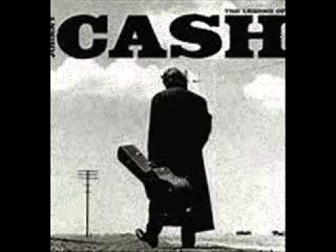Johnny Cash - At The Cross